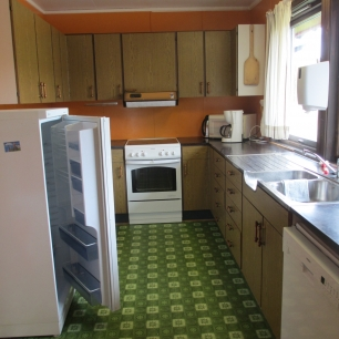 Kitchen - flat 130